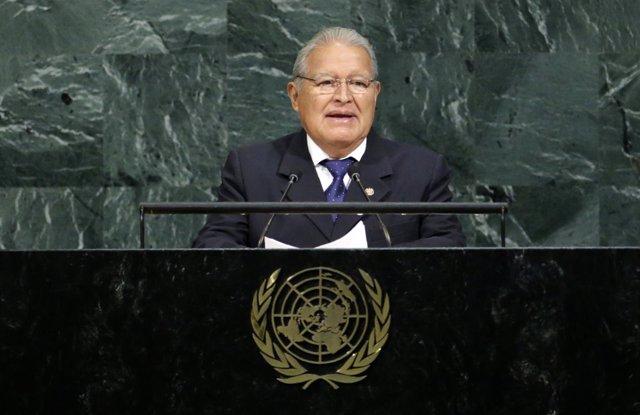Salvador Sánchez Ceren