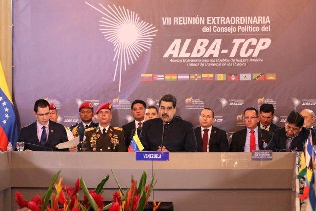 Maduro ALBA-TCP