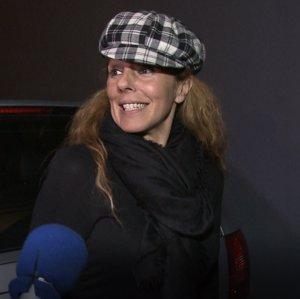 Rocío Carrasco, sola ante el primer musical sobre Rocío Jurado