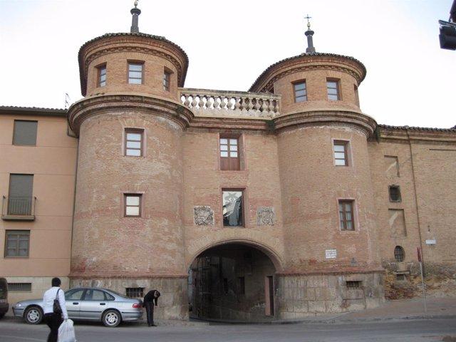 Puerta Terrer de Calatayud (Zaragoza)