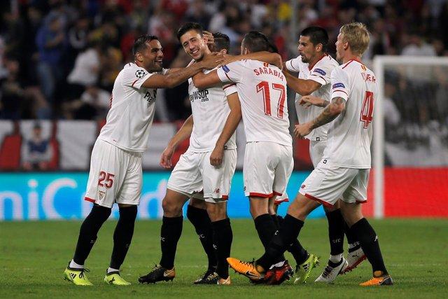 Sevilla Spartak Moscú