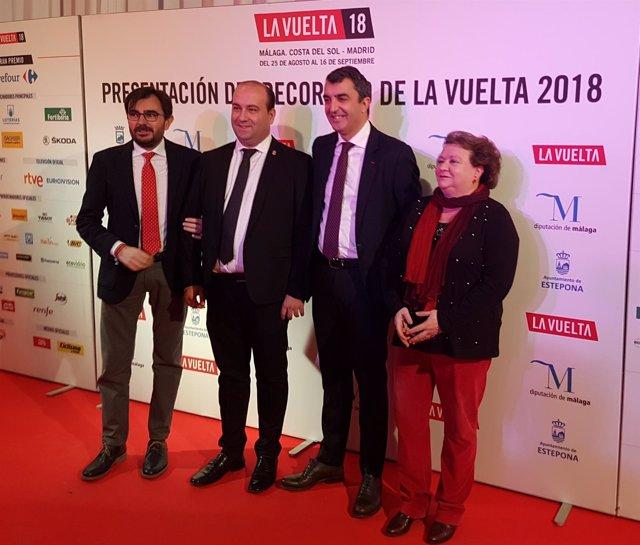 La Vuelta a España vuelve en 2018 a la provincia de Jaén