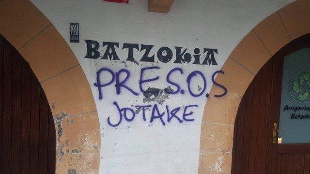 Batzoki atacado