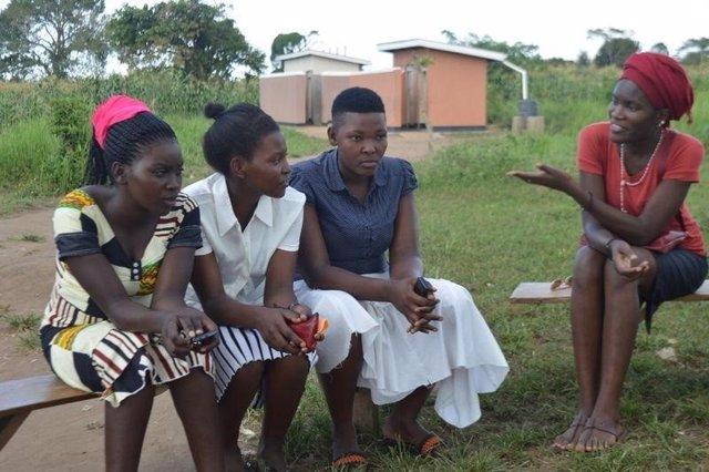 Escuelas de Kyangwali (Uganda)
