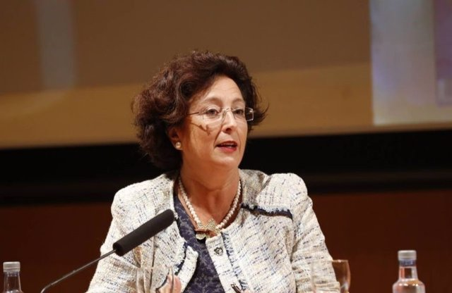 La presidenta de ThaderConsumo, Juana Pérez