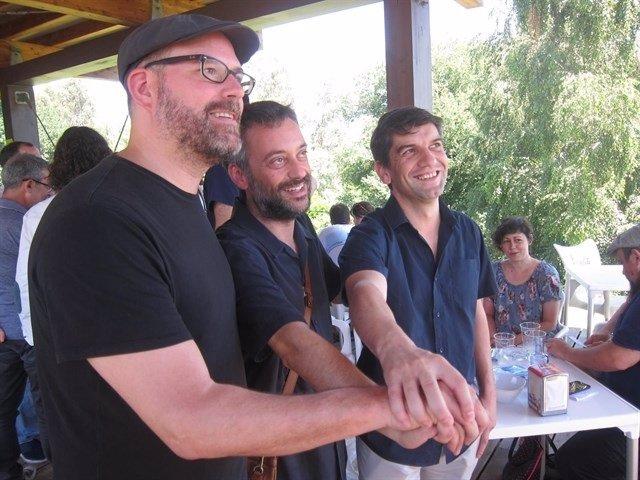 Alcaldes de las mareas municipalistas gallegas