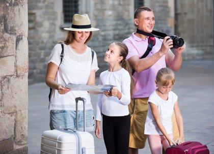 El turismo cultural se hace más popular en las familias