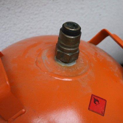 El precio de la bombona de butano subirá un 1,6% a partir del martes, hasta los 14,68 euros