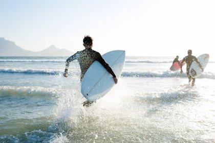 Los surfistas tienen mayor riesgo de 'E. coli'