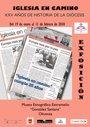 Foto: El semanario diocesano Iglesia en Camino conmemora su 25 aniversario con una muestra itinerante que empieza en Olivenza