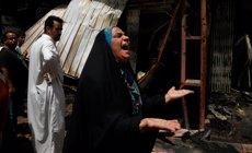 Augmenten a 26 morts i 95 ferits les víctimes del doble atemptat suïcida a Bagdad (Europa Press)