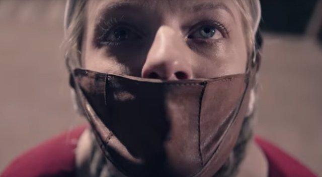 Elisabeth Moss en 'The Handmaid's Tale'