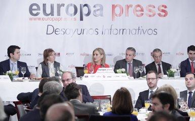 """Cifuentes resta importància al resultat de Cs a les enquestes i ho atribueix al 21-D: """"Nosaltres a lo nostre"""" (COMUNIDAD DE MADRID)"""