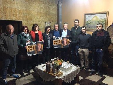Israel denega a diputats espanyols el permís per entrar a la Franja de Gaza (CEDIDA)