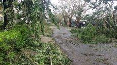 Augmenten a 51 els morts a causa del pas del cicló Ava per Madagascar (REUTERS)