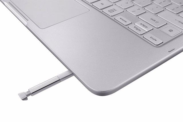 Metal 12 en Samsung Notebook 9 Pen