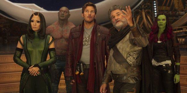 Guardianes de la Galaxia volverá en 2020