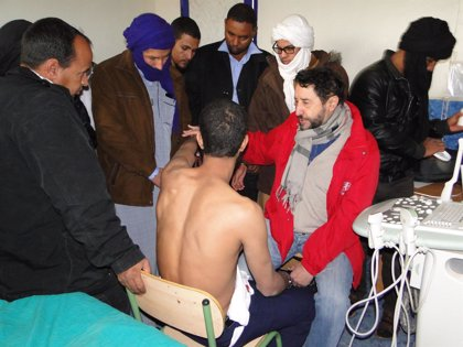 Fundación SEMG Solidaria viaja al Sahara para fortalecer las capacidades del personal sanitario de la zona