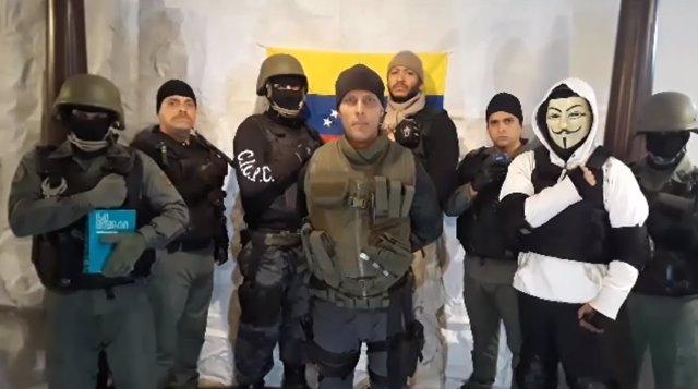 Oscar Pérez y 'La Resistencia'