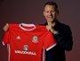 Foto: Ryan Giggs, nuevo seleccionador de Gales