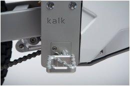 Kalk, primera motocicleta todoterreno eléctrica