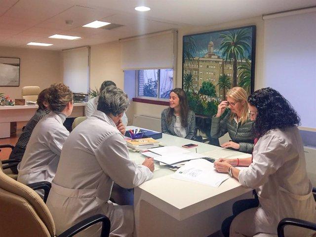 [L Mmcc.Huvmr.Sspa] Convenio Proyecto Hero Supervivencia Oncología Con La Aeetc