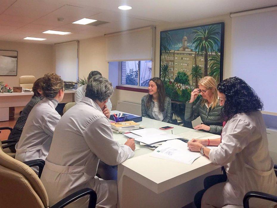 Foto: El Virgen Rocío y Aeetc investigarán efectos neurocognitivos en la cura del cáncer infantil (JUNTA DE ANDALUCÍA)