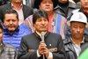 Evo Morales abre un plazo de un año para debatir el Código Penal