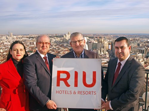 RIU desembarca en Madrid