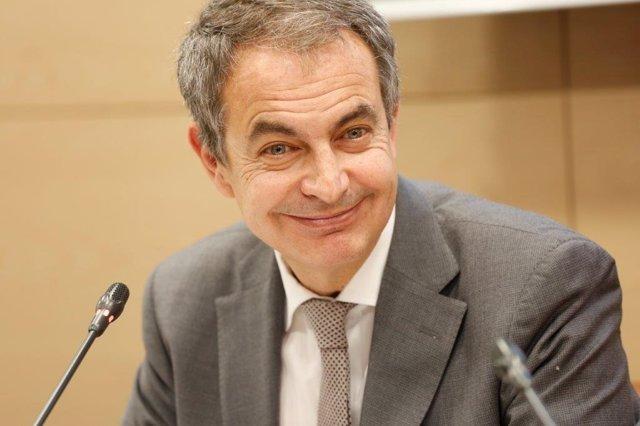 Expresidente José Luis Rodríguez Zapatero en el IV Congreso de DDHH de la Abocía