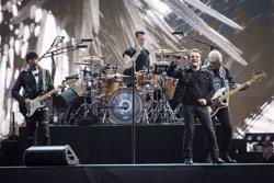U2 anuncian trece conciertos del tramo europeo de su Experience + Innocence Tour 2018 (EMPICS ENTERTAINMENT / CORDON PRESS / DAVID JENSEN)