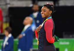 Simone Biles denuncia haver estat víctima d'abusos sexuals per part del metge Larry Nassar (SIMONE BILES/CORDON PRESS)