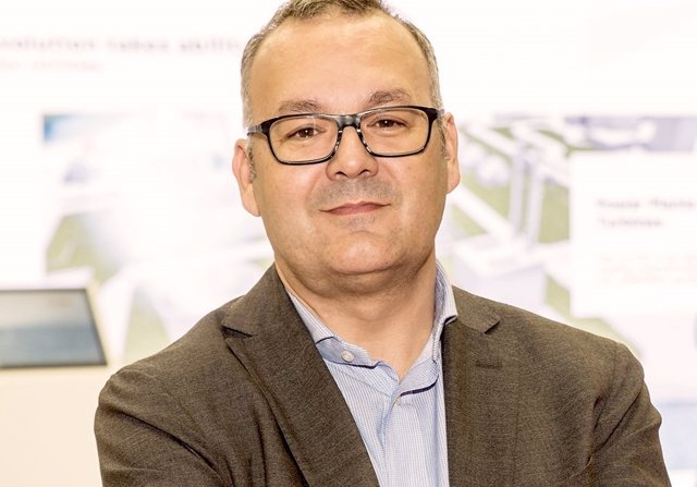 Marc Gómez, consejero delegado de ABB España
