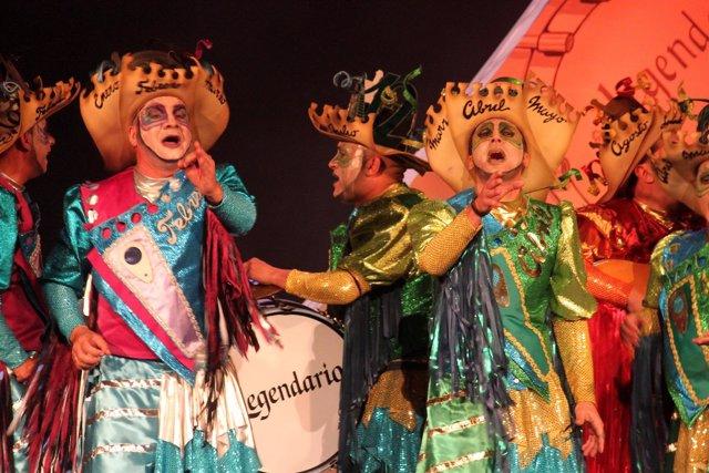 Comparsa del Carnaval de Cádiz