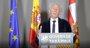 Albert Boadella se presenta como presidente imaginario de Tabarnia en el exilio