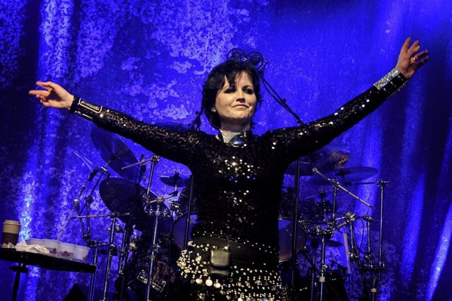 DOLORES O'RIORDAN (born Dolores Mary Eileen O'Riordan, 6 September 1971 - 15 Jan