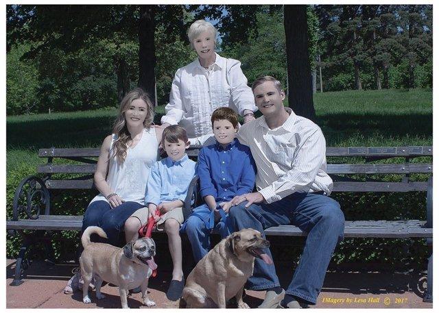 Sesión de fotos de la Familia Zaring