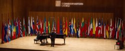 El 55è Concurs Internacional Tenor Viñas congrega 515 cantants de 60 països a Barcelona (CONCURSO VIÑAS)