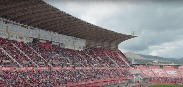 Urbanismo da luz verde a la autorización permanente de las gradas provisionales del Estadio de Son Moix