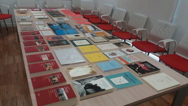 .Libros Donados