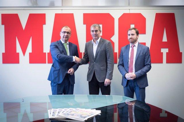 Convenio Diario Marca y Gobierno eSports