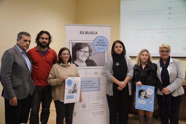 750 Personas Mayores De 65 Años Participan En Un Proyecto De Monitorización Para