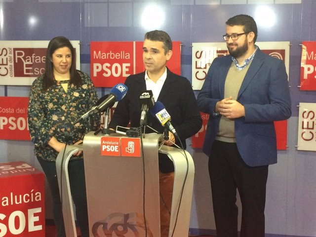 José Bernal Adrián Acevedo PSOE
