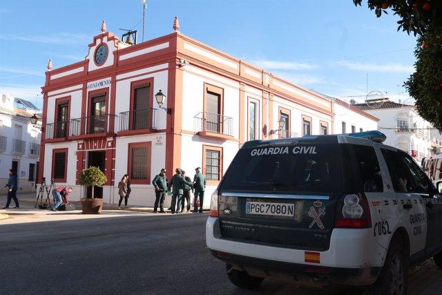 Ayuntamiento de Pedrera