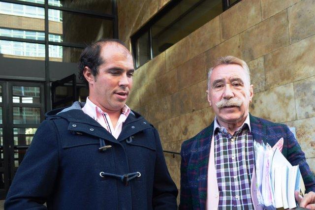 El principal sospechoso junto a García-Montes