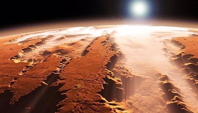 Meteoritos revelan la seca historia del clima de Marte