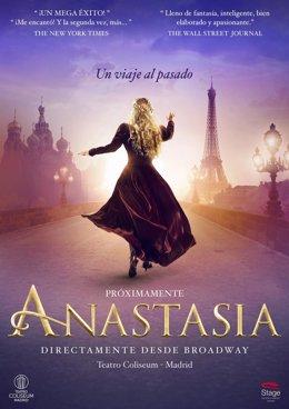 Musical 'Anastasia'