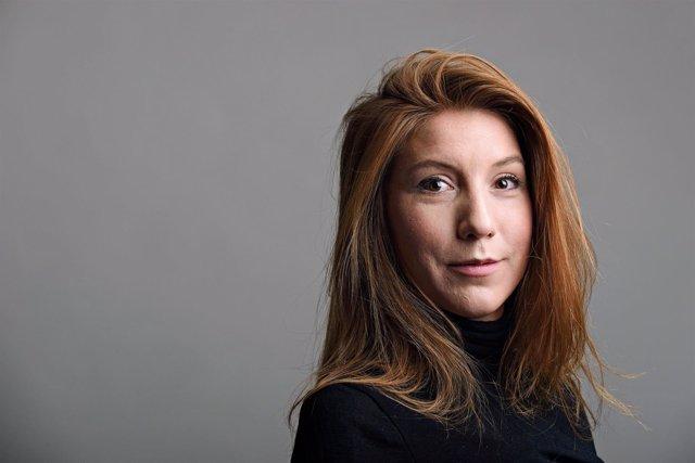 Kim Wall, la periodista desaparecida en el submarino 'UC3 Nautilus'