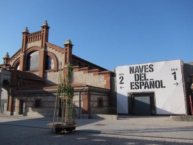 Naves Del Español De Matadero De Madrid