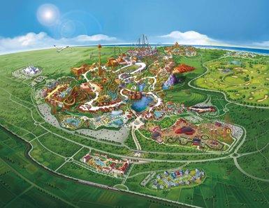 PortAventura World estrenarà una àrea infantil a Ferrari Land aquest 2018 (PORTAVENTURA WORLD)